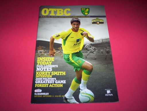 LEAGUE 2010s » 2010/11 NORWICH V BARNSLEY