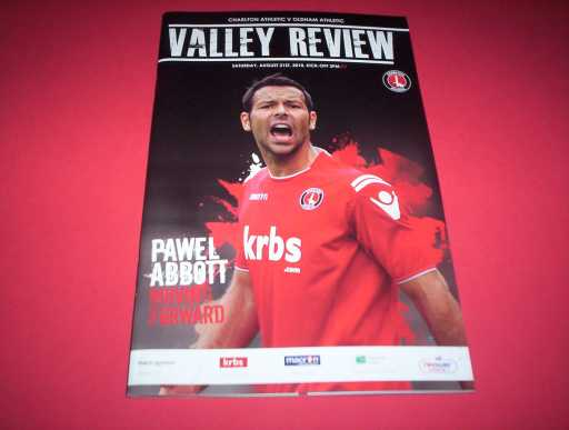 LEAGUE 2010s » 2010/11 CHARLTON V OLDHAM