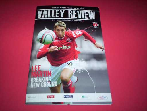 LEAGUE 2010s » 2010/11 CHARLTON V MK DONS