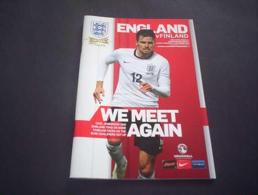 ENGLAND U18-23 » 2013 ENGLAND U21 V FINLAND U21 @ MK DONS