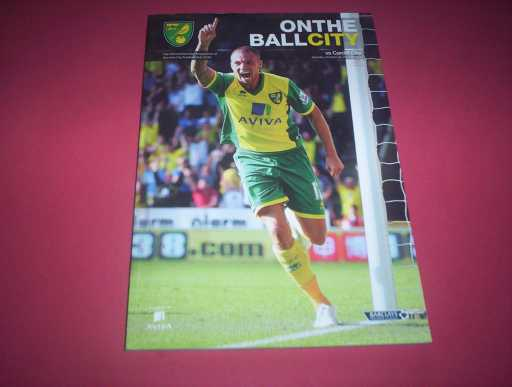 LEAGUE 2010s » 2013/14 NORWICH V CARDIFF