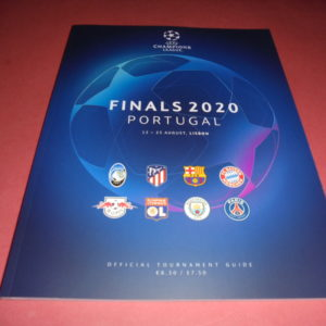 2020 CHAMPIONS LEAGUE LAST 8 TOURNAMENT GUIDE