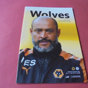 2017/18 WOLVES V LEICESTER (FRIENDLY)