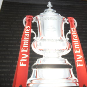 2021 FA CUP FINAL CHELSEA v LEICESTER CITY (PRE ORDER FREE POST)