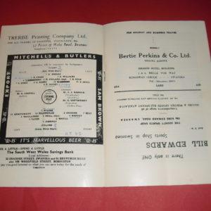 1964 WALES V NORTHERN IRELAND – GEORGE BEST DEBUT